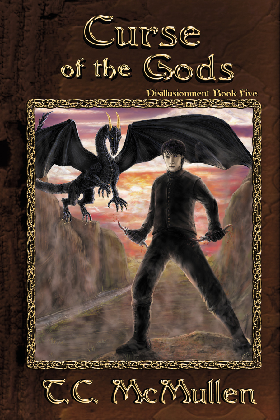 Curse of the Gods Front Cover